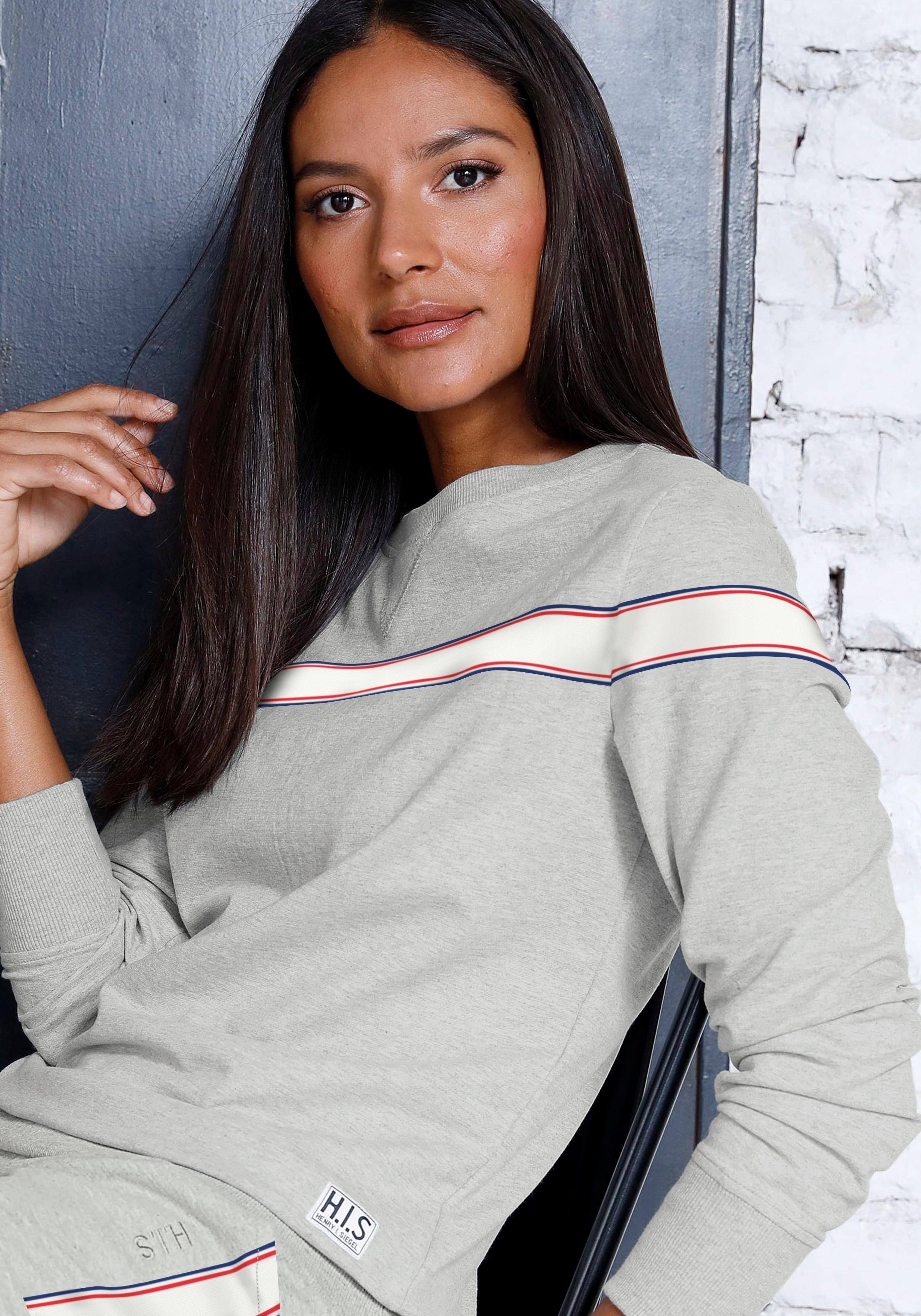 H.I.S sweatshirt nu online kopen bij Lascana