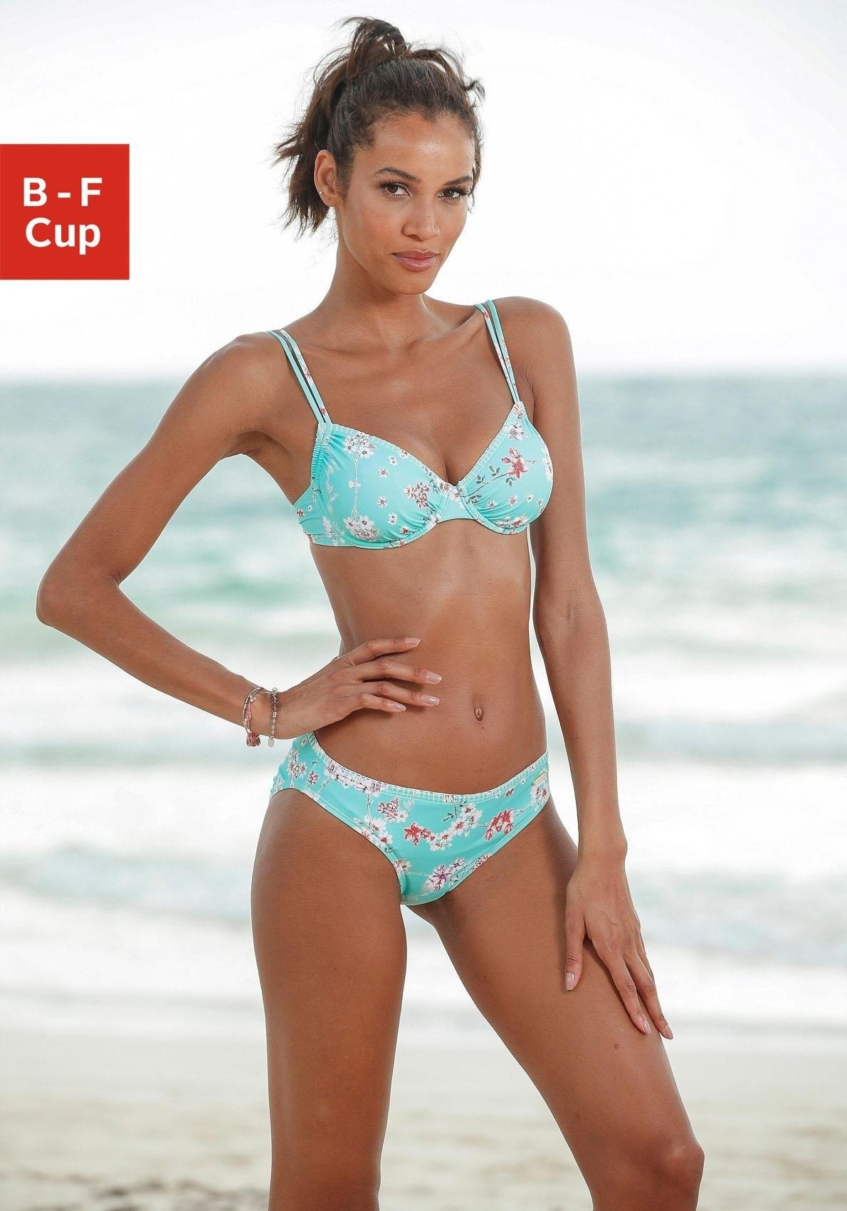 Op zoek naar een Sunseeker bikinitop met beugels? Koop online bij Lascana