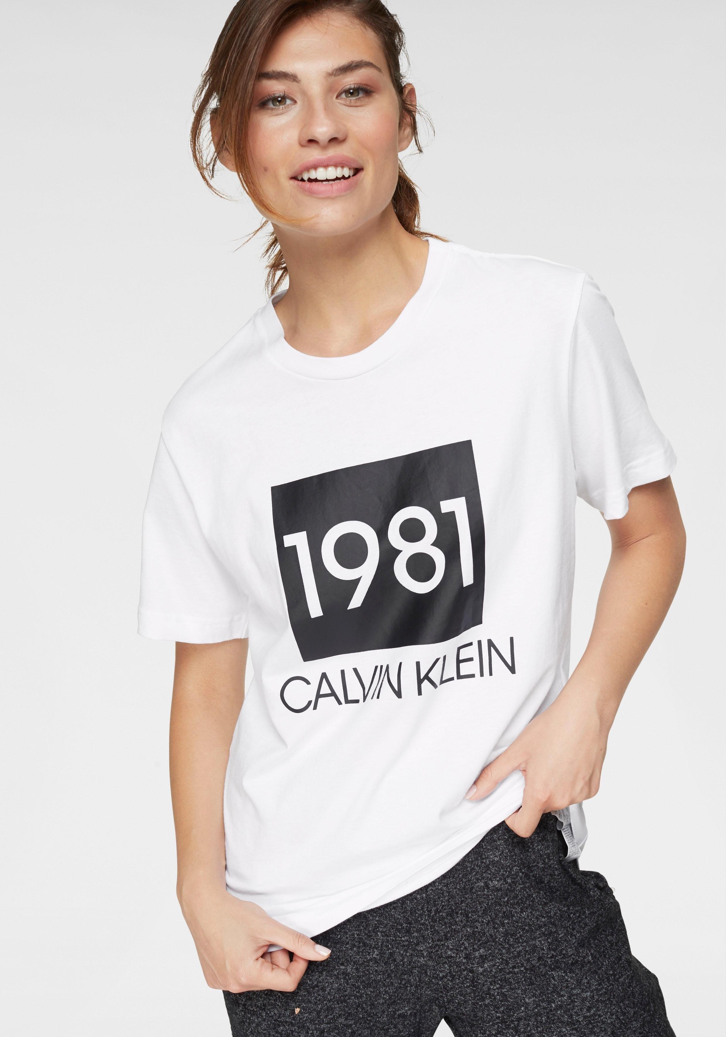Calvin Klein T-shirt online kopen op lascana.nl