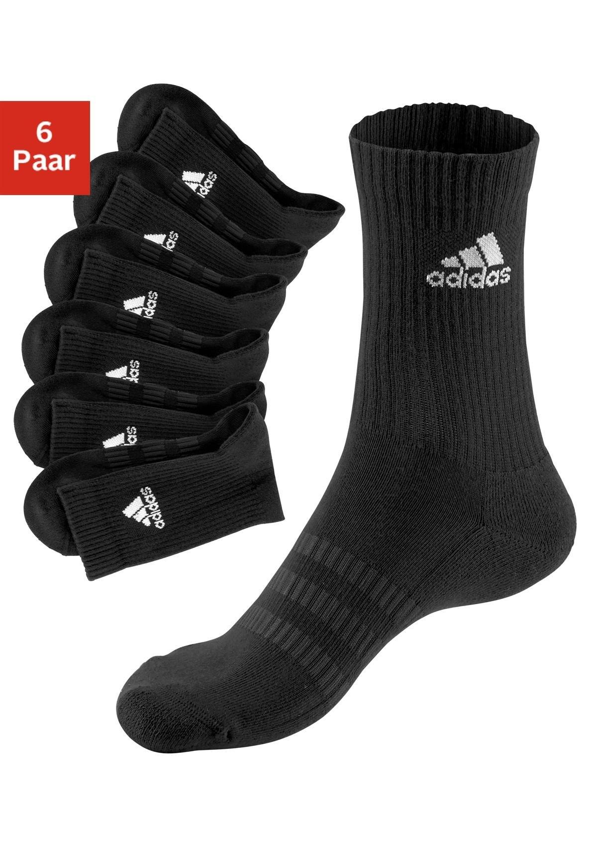 adidas Performance tennissokken met voetbekleding (6 paar) bij Lascana online kopen