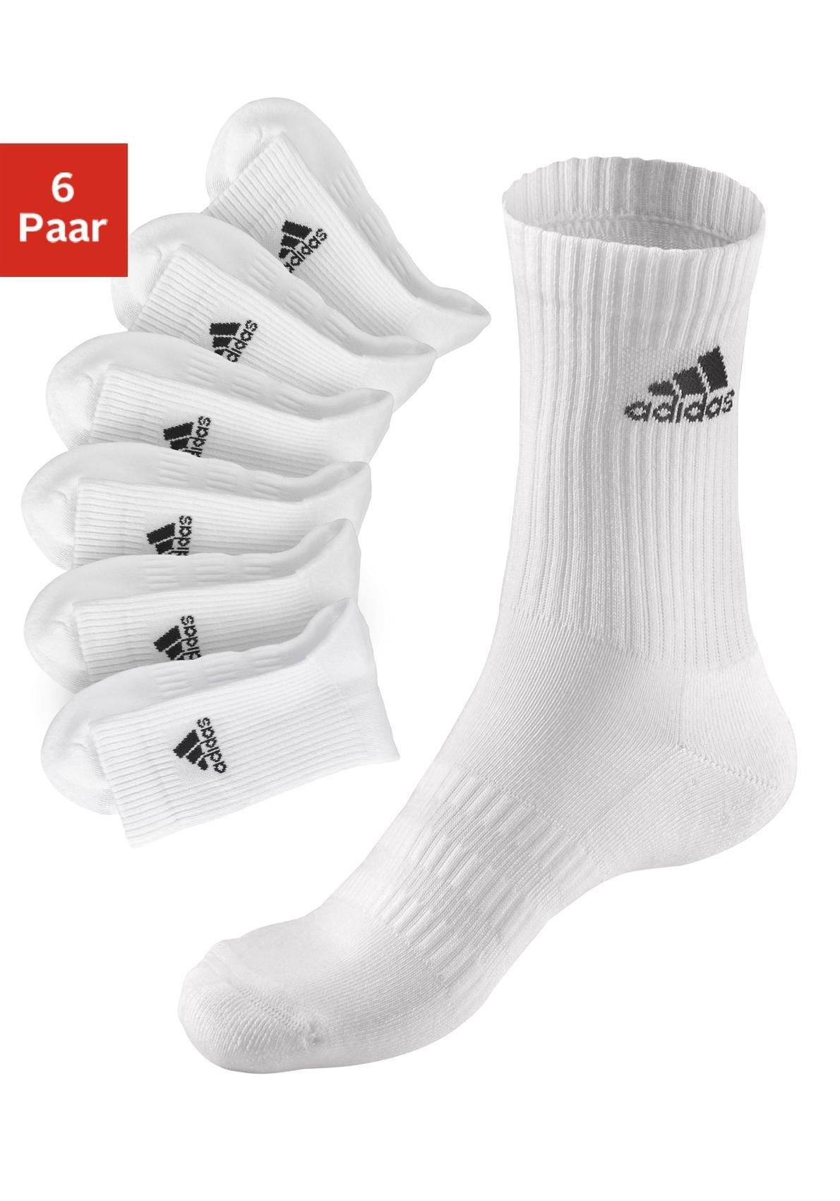 adidas Performance Sportsokken, set van 6 paar, adidas bij Lascana online kopen