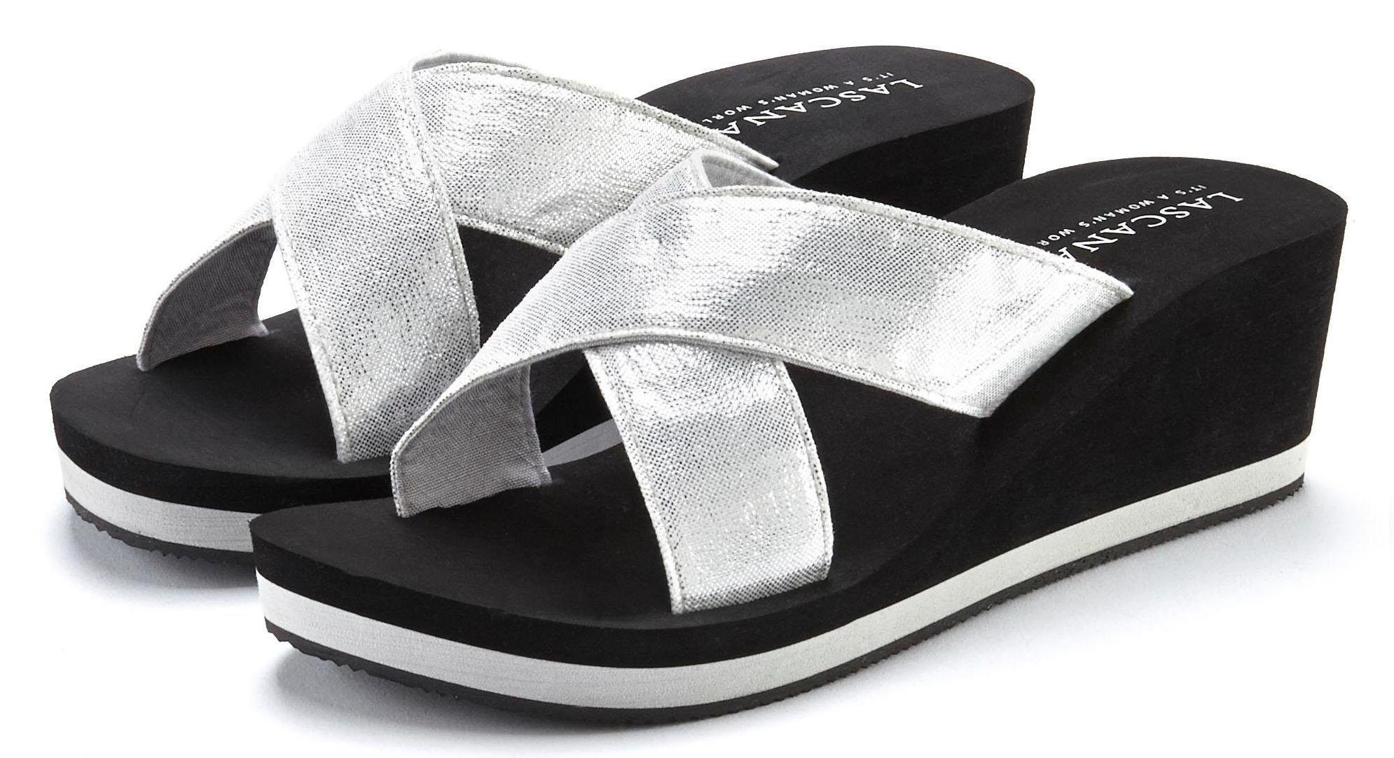LASCANA slippers goedkoop op lascana.nl kopen
