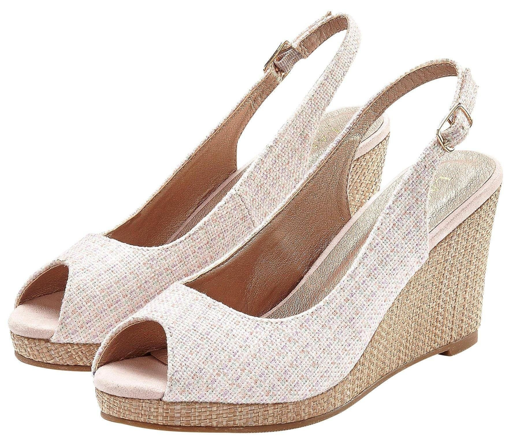 Lascana highheel-sandaaltjes goedkoop op lascana.nl kopen