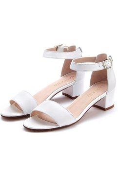 lascana sandaaltjes wit