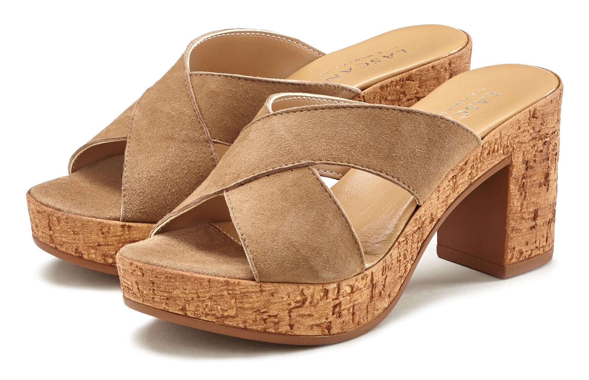 LASCANA slippers nu online bestellen