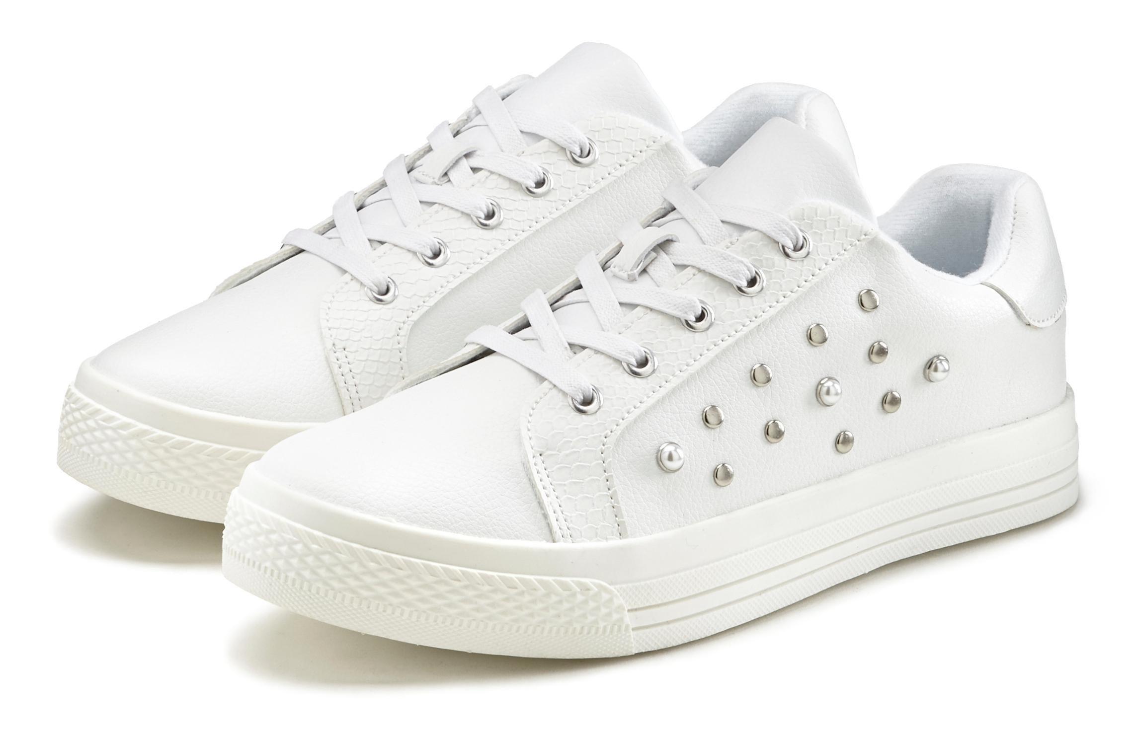 Op zoek naar een Lascana sneakers met kralen? Koop online bij Lascana