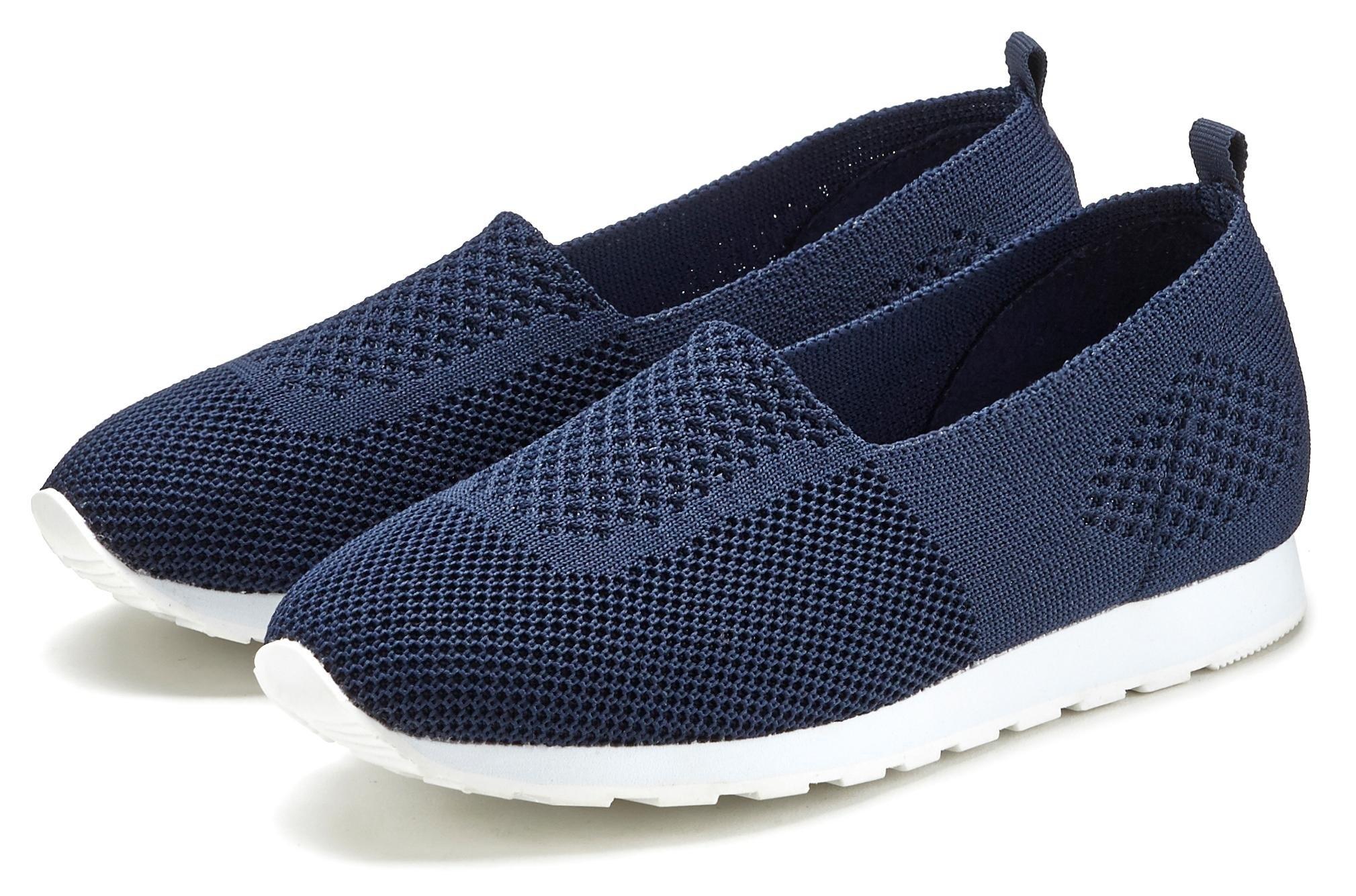 LASCANA slip-on sneakers nu online kopen bij Lascana