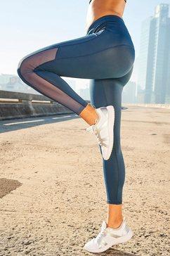 active by lascana legging blauw