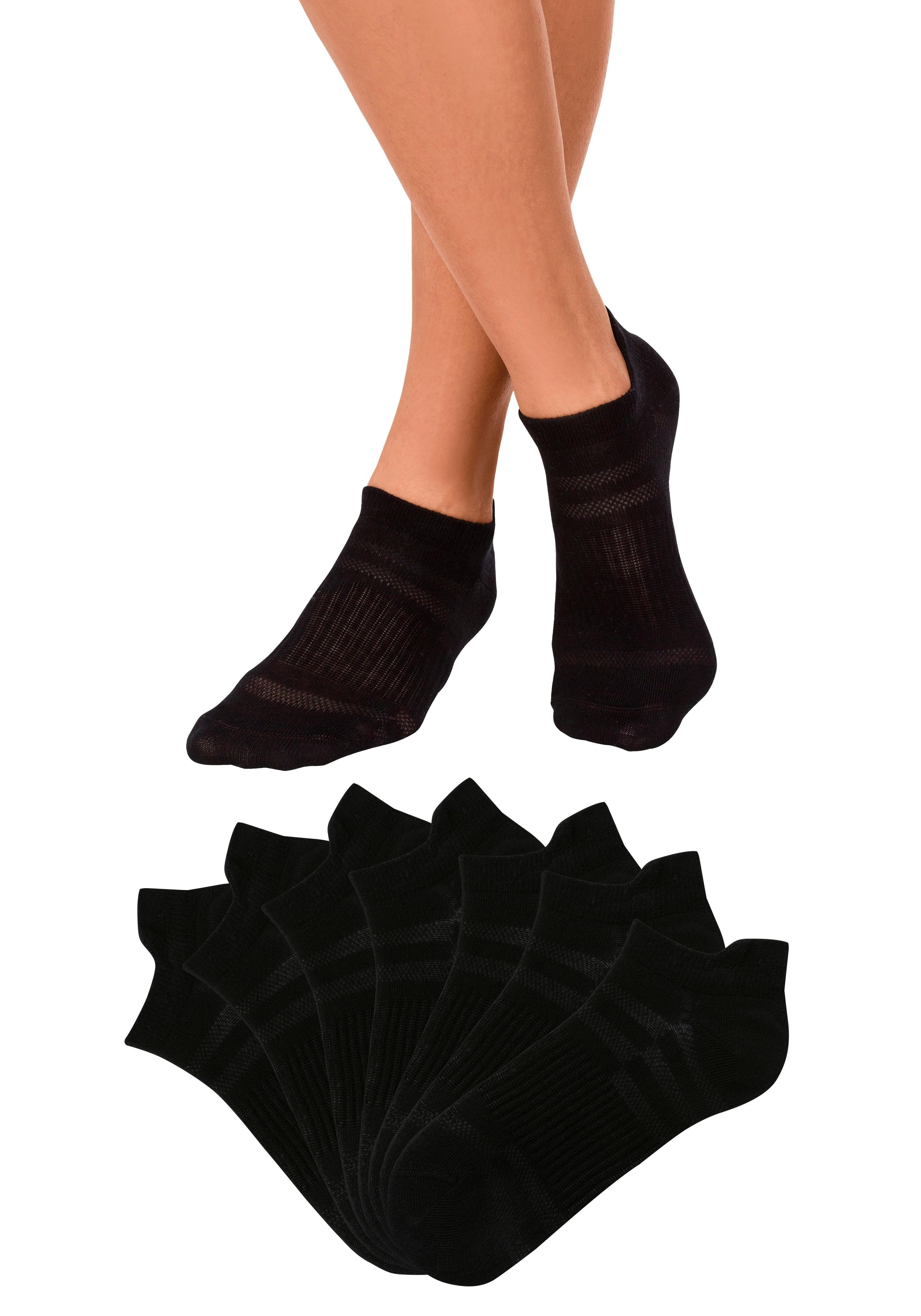 Op zoek naar een LASCANA ACTIVE active by LASCANA sneakersokken (7 paar)? Koop online bij Lascana