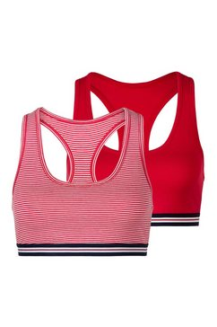 bench. bustier rood