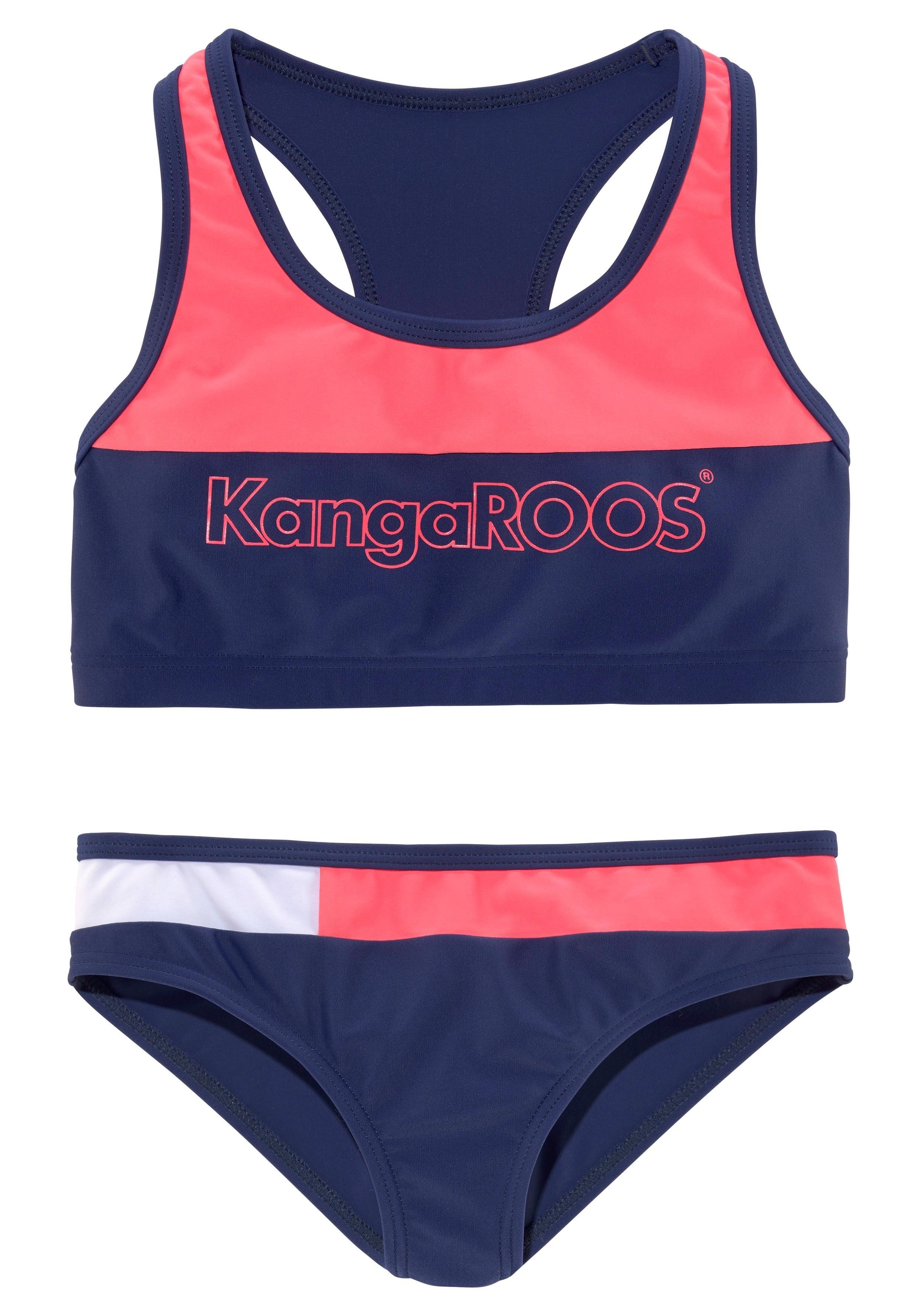 KangaROOS bustierbikini bij Lascana online kopen