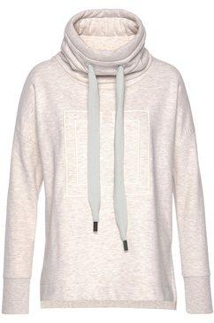 elbsand sweatshirt »birte« beige
