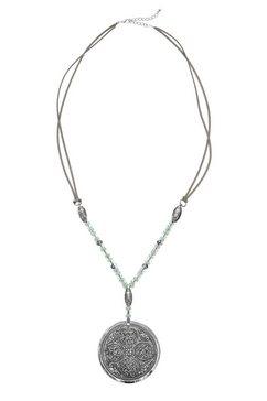 lascana ketting met hanger zilver