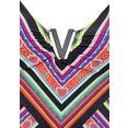 lascana badpak met v-gesp multicolor