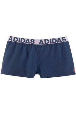 adidas performance zwemshort blau