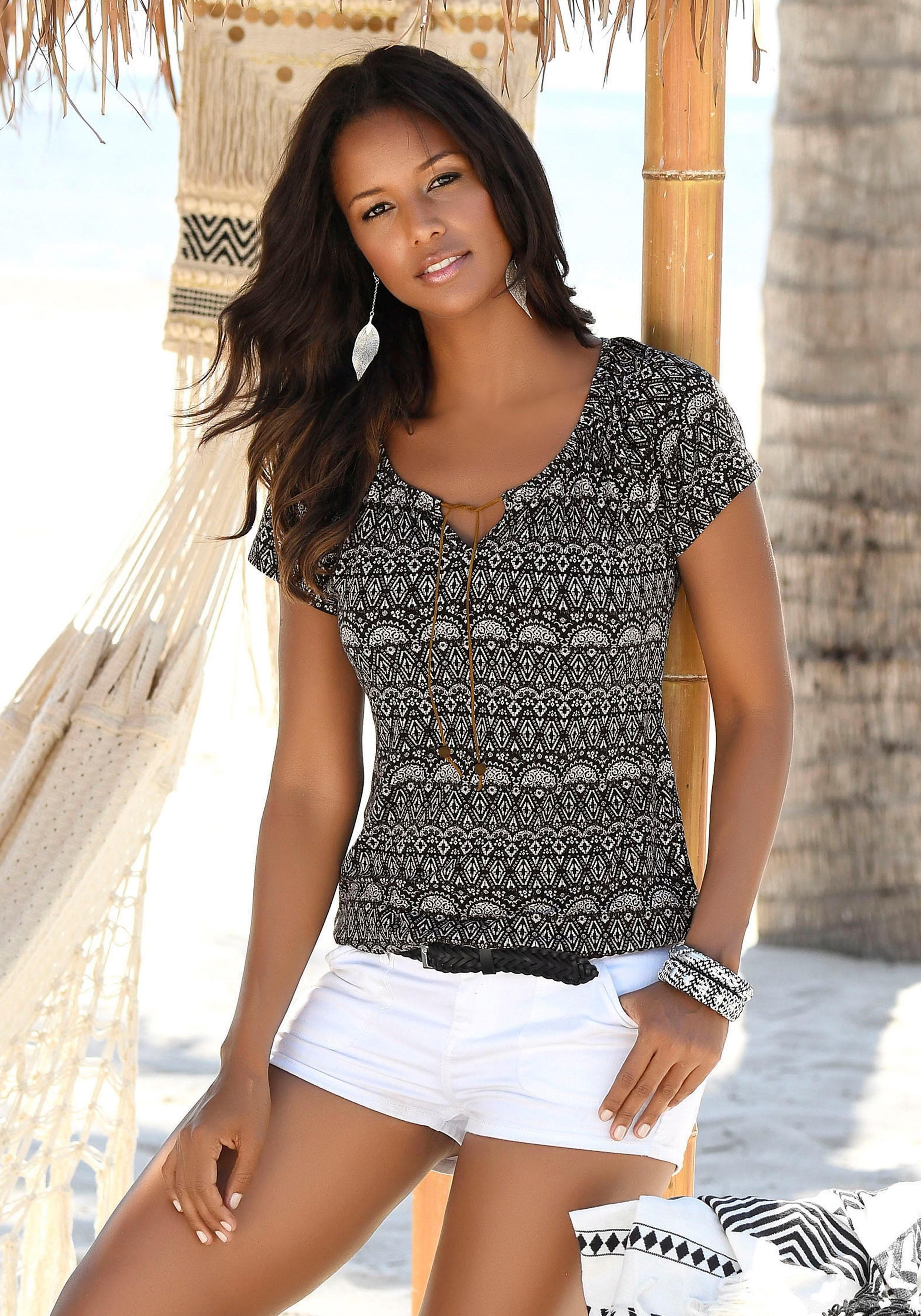 Op zoek naar een LASCANA T-shirt? Koop online bij Lascana