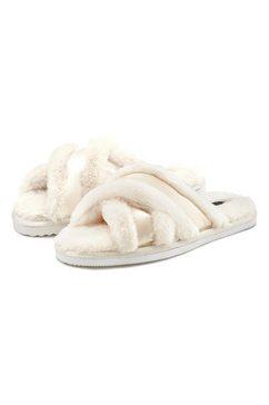 lascana pantoffels beige