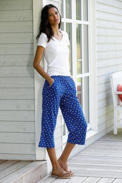 s.oliver bodywear pyjama blauw