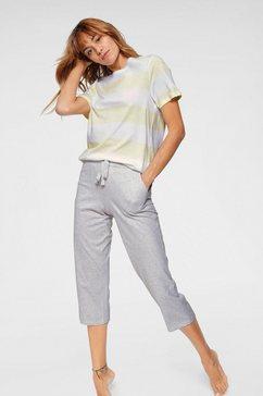schiesser capri-pyjama wit