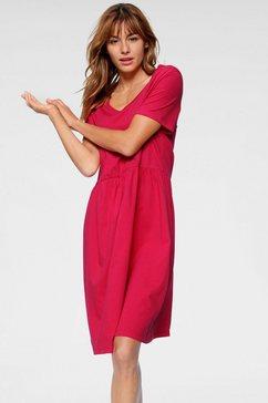 seidensticker nachthemd rood