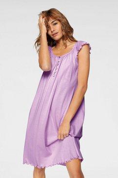 cybèle nachthemd paars