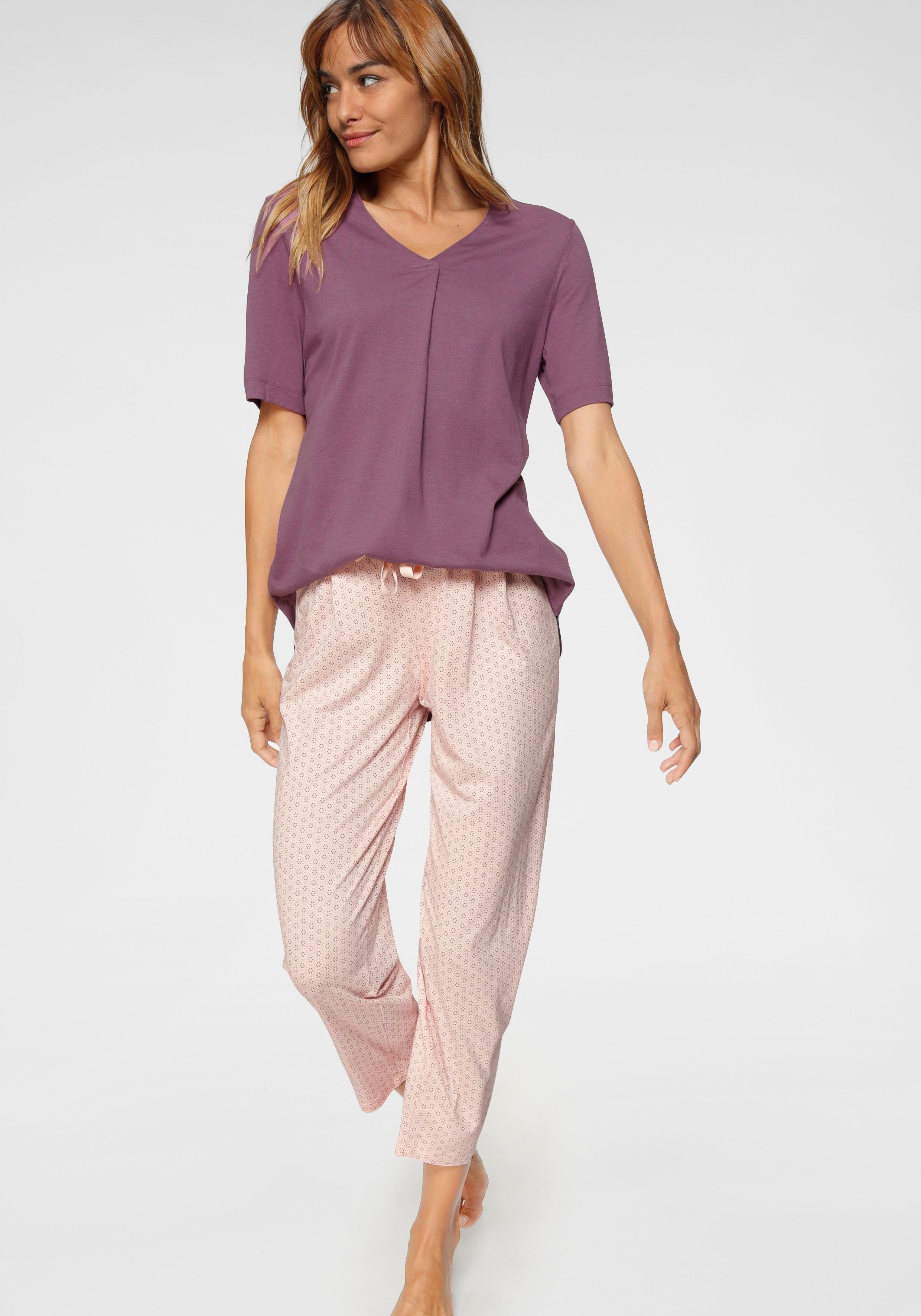 Schiesser pyjama (2-dlg.) in de webshop van Lascana kopen