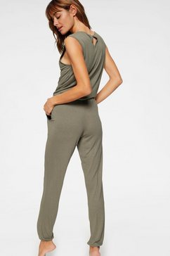 marc o'polo jumpsuit groen