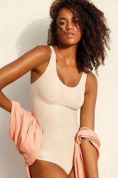lascana t-shirt-body beige