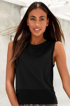 lascana shirttop zwart