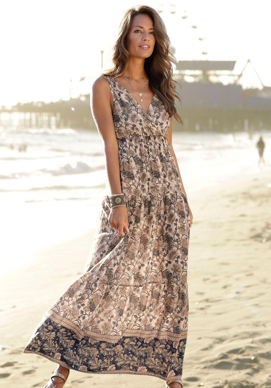LASCANA maxi-jurk online kopen op lascana.nl