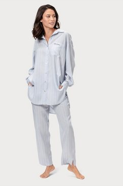 marc o'polo pyjamabroek blauw