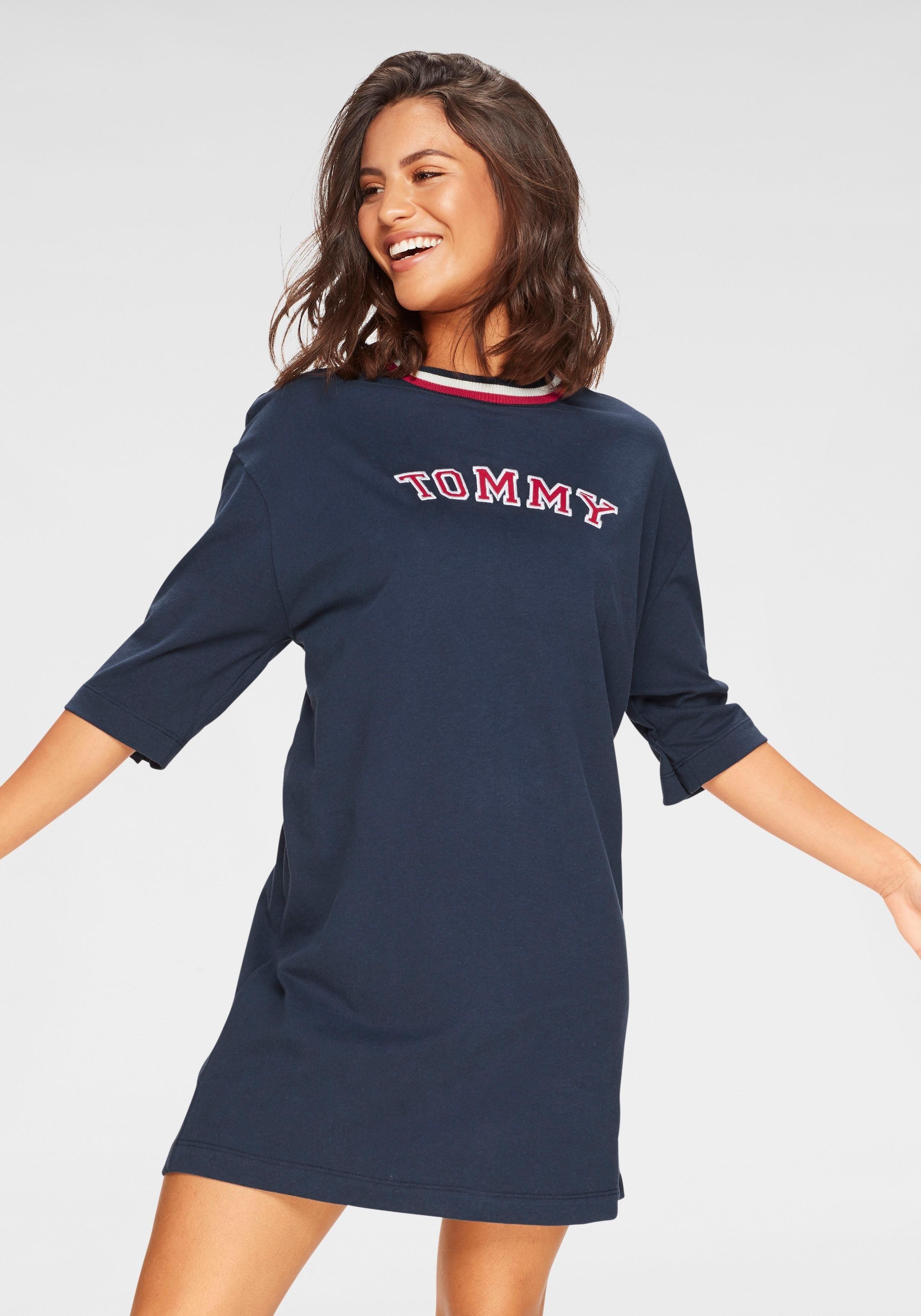 Tommy Hilfiger shirtjurk - gratis ruilen op lascana.nl