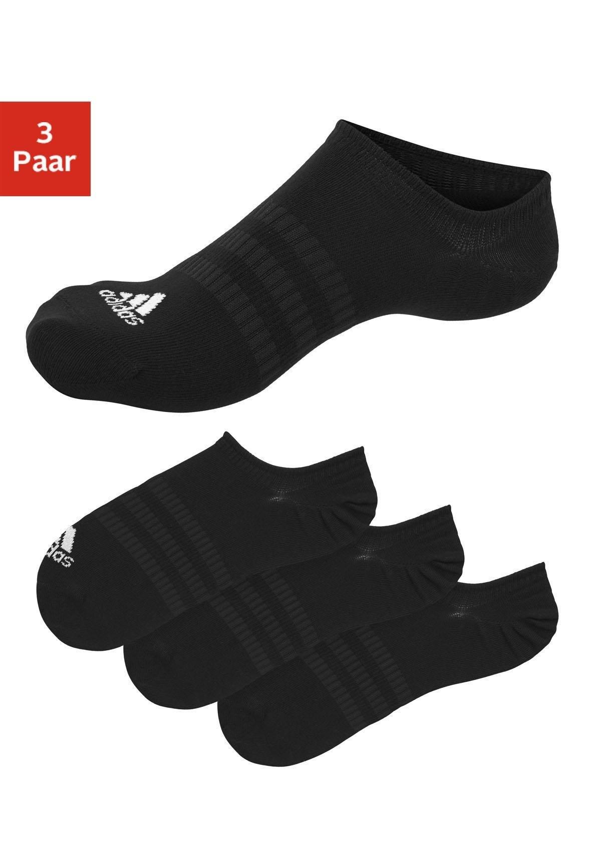 adidas Performance kousenvoetjes onzichtbaar in de schoen online kopen op lascana.nl