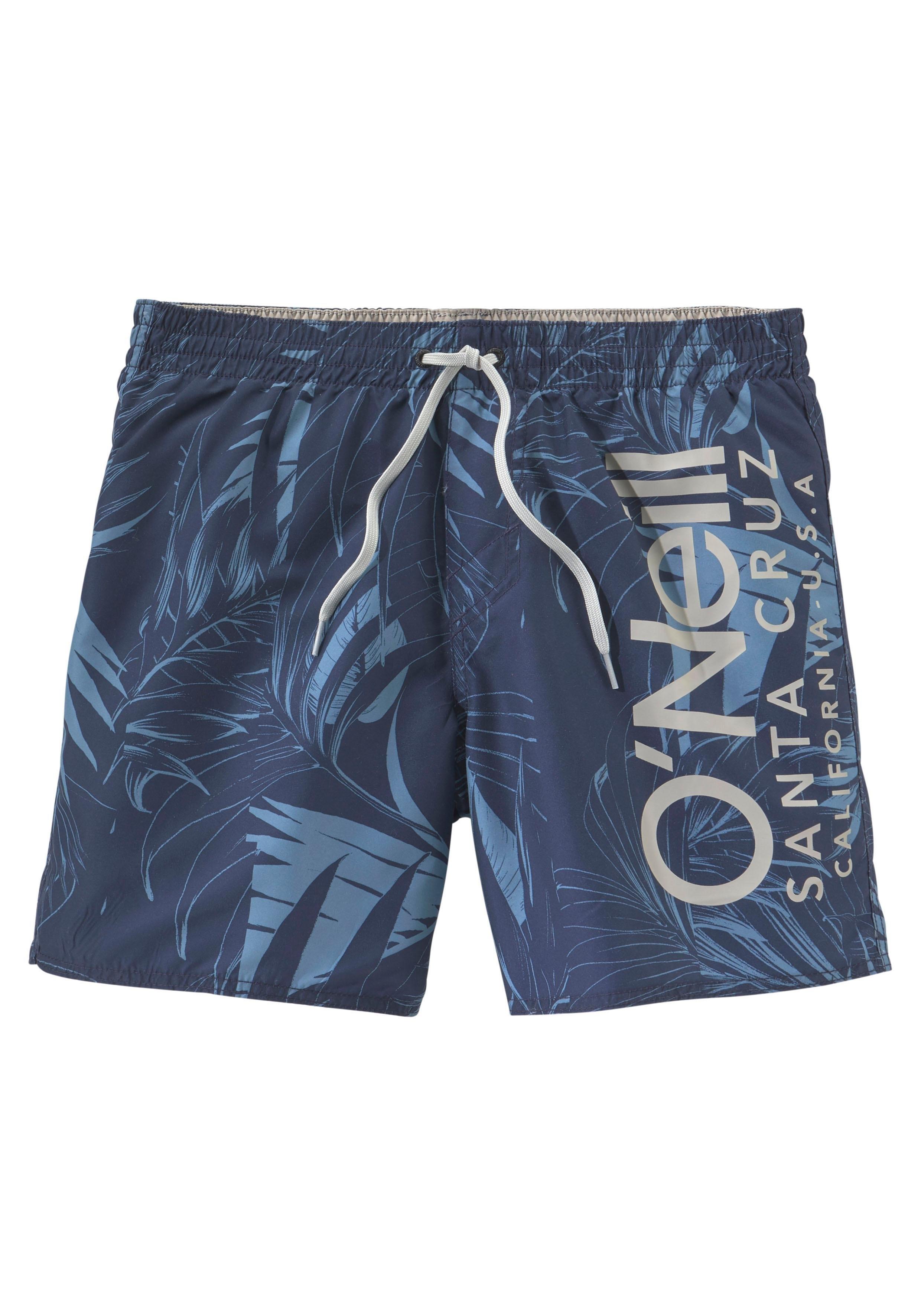 O'Neill zwemshort met tropische print in de webshop van Lascana kopen