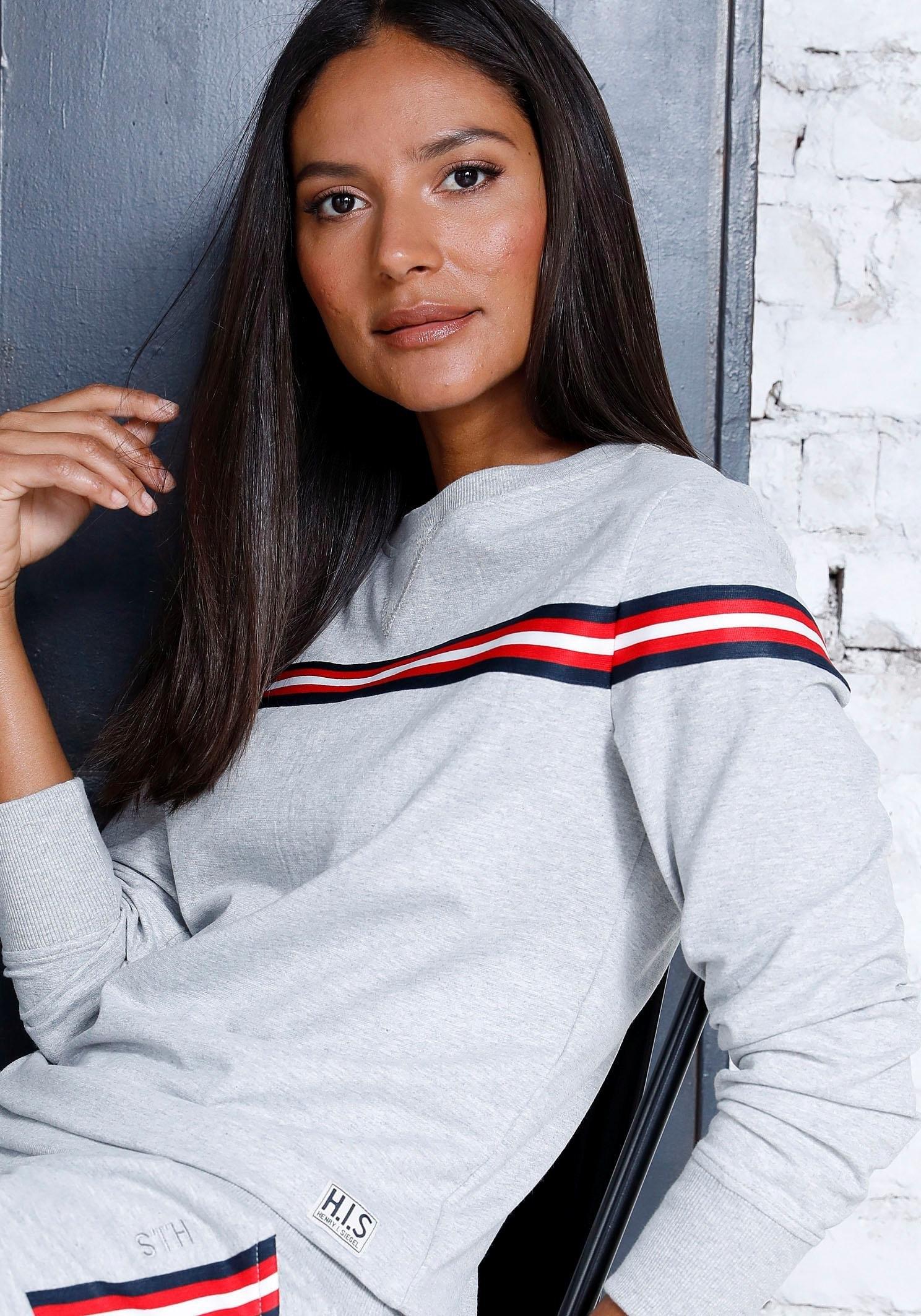 H.I.S sweatshirt online kopen op lascana.nl
