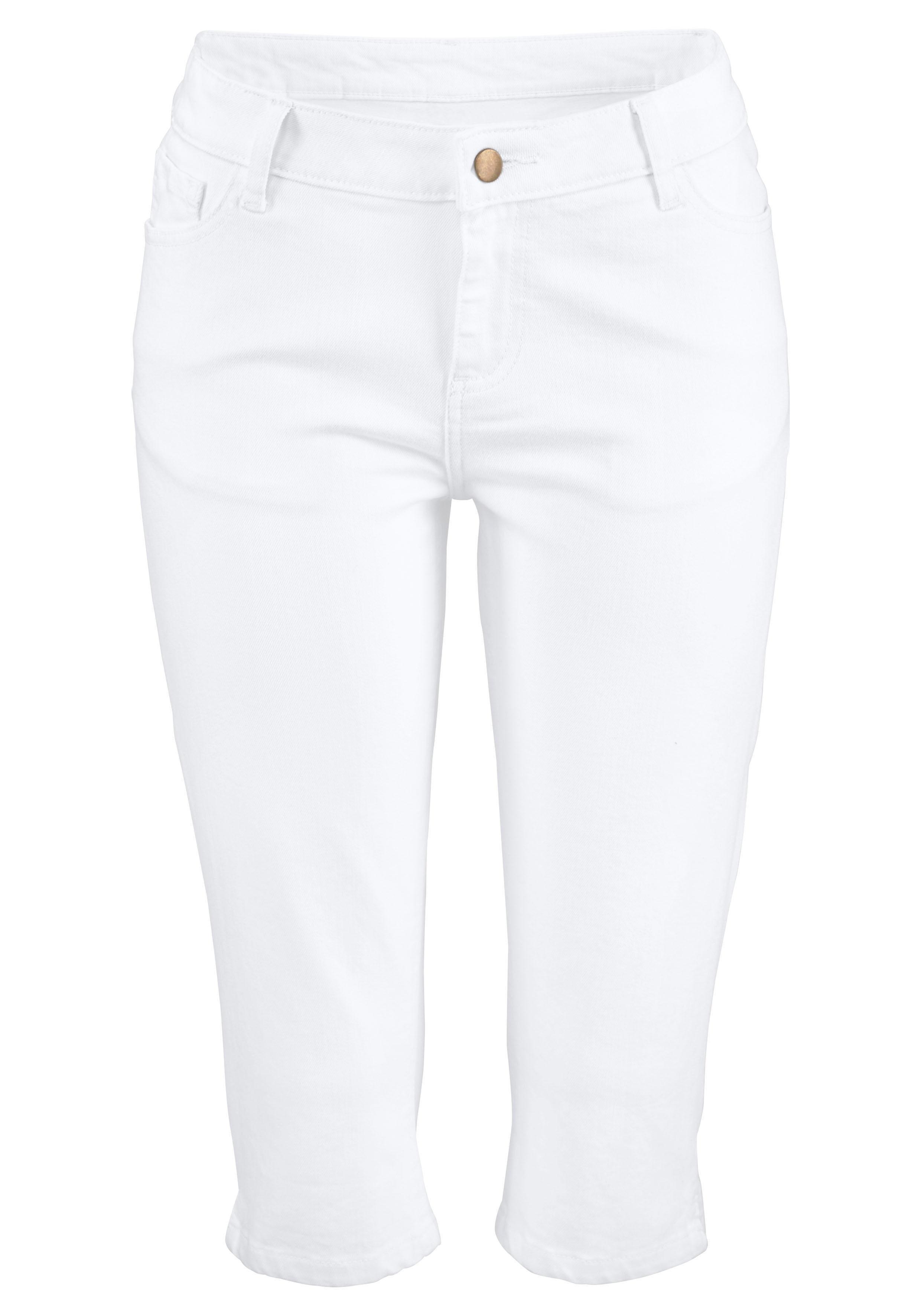Beachtime 7/8-capri jeans online kopen op lascana.nl