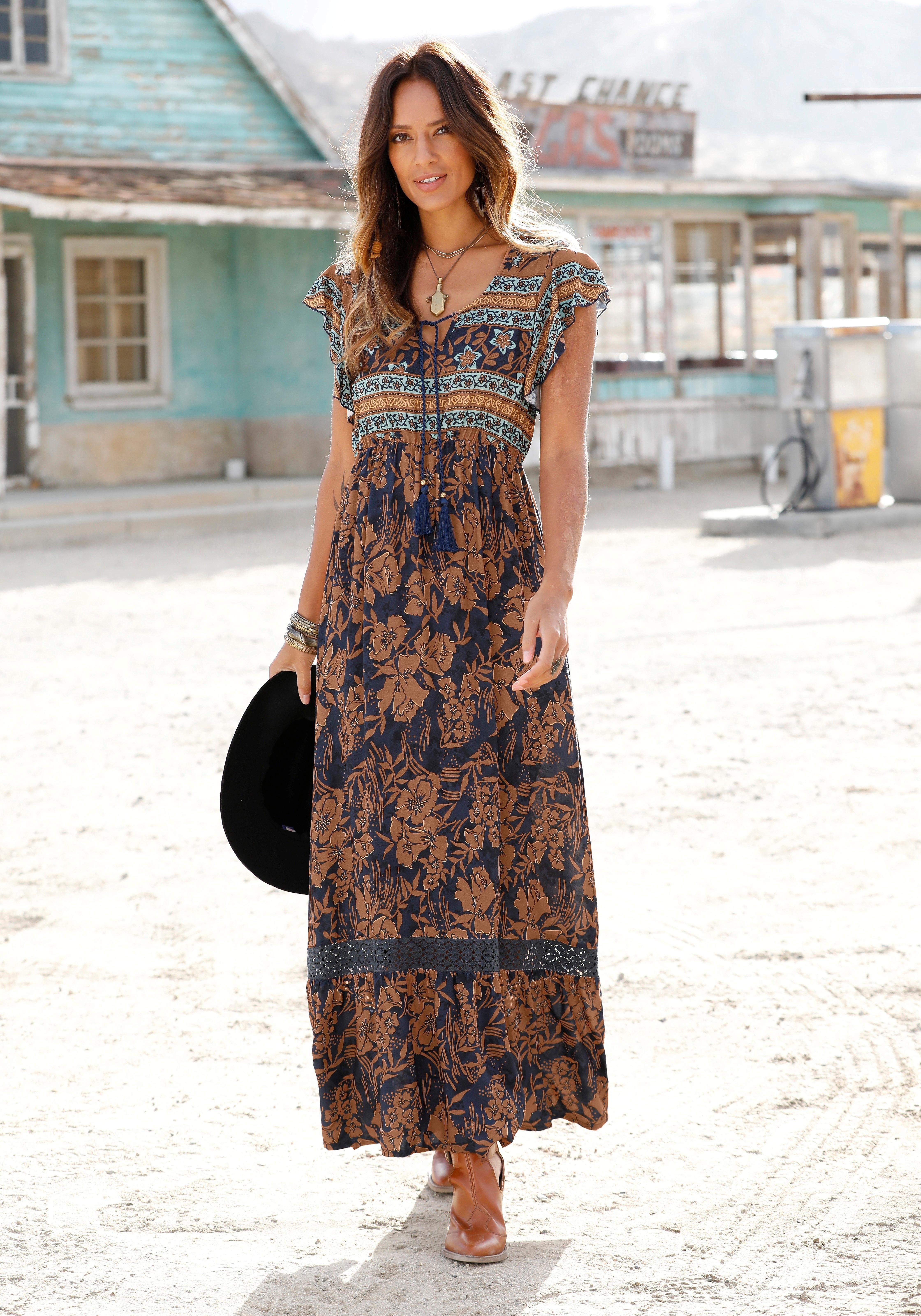 Op zoek naar een Buffalo maxi-jurk? Koop online bij Lascana