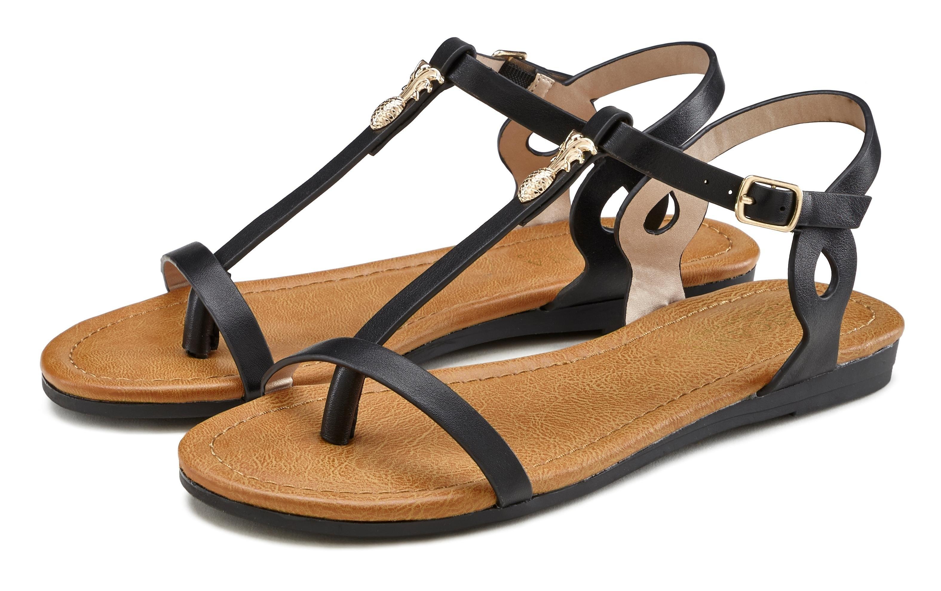 LASCANA sandalen - gratis ruilen op lascana.nl