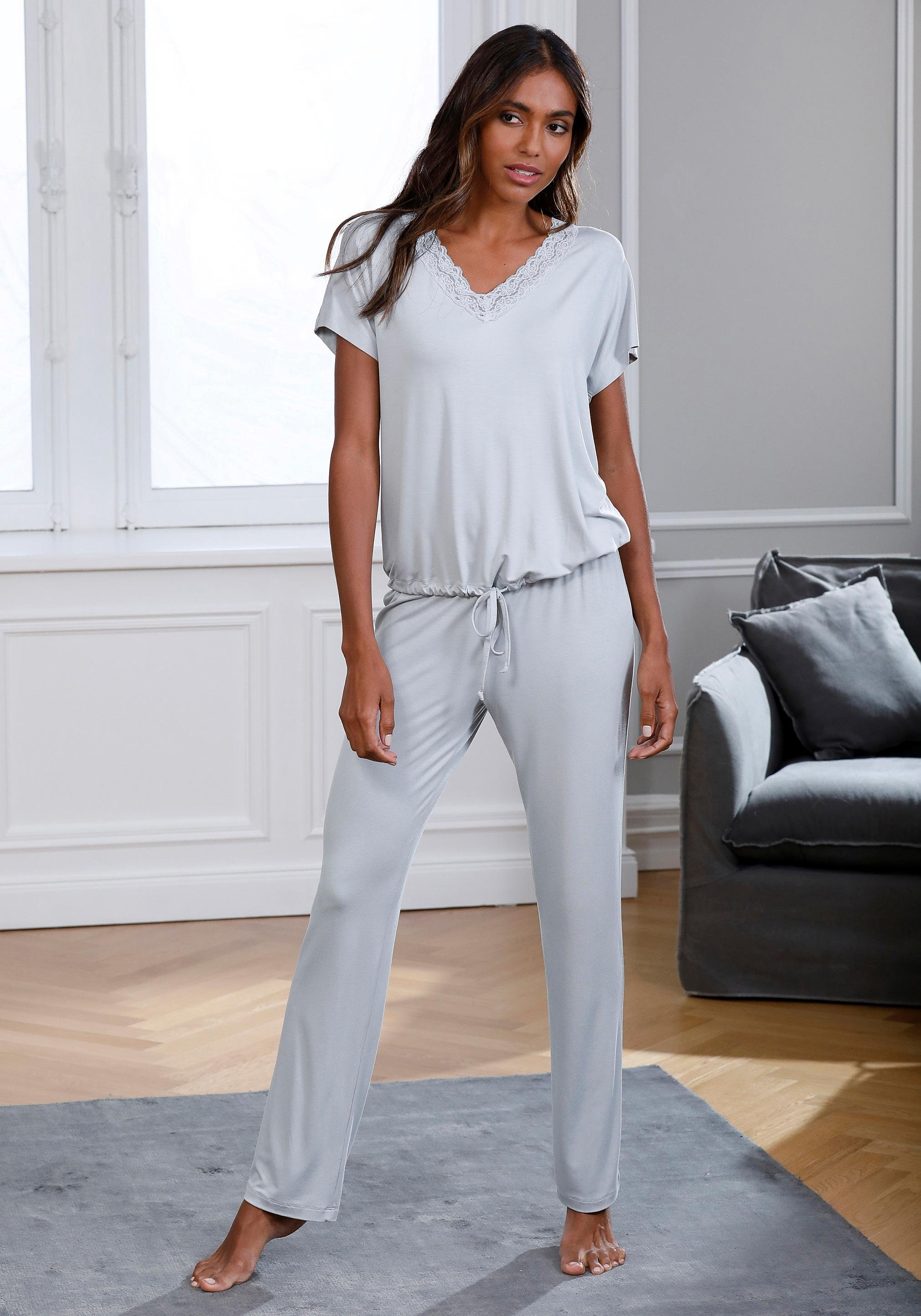 LASCANA pyjama - gratis ruilen op lascana.nl