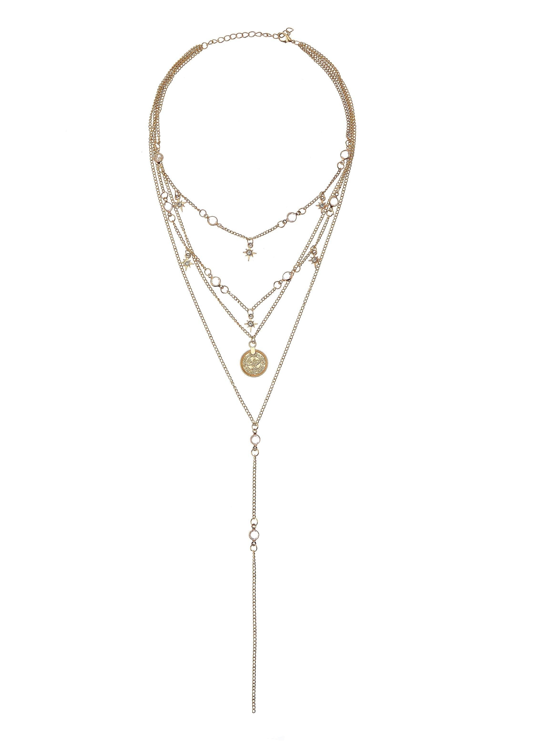 LASCANA ketting met hanger in de webshop van Lascana kopen