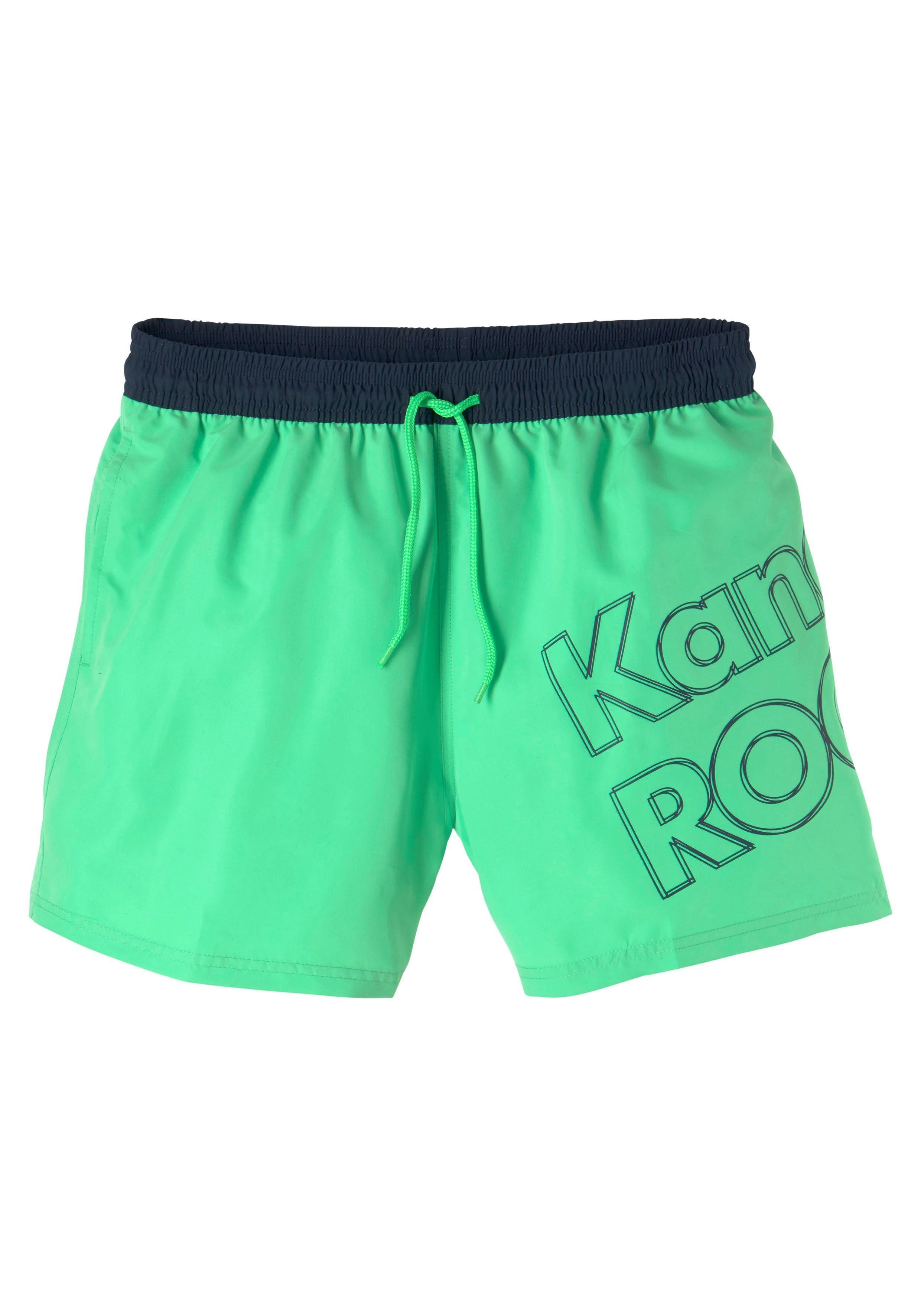 KangaROOS zwemshort bestellen: 30 dagen bedenktijd