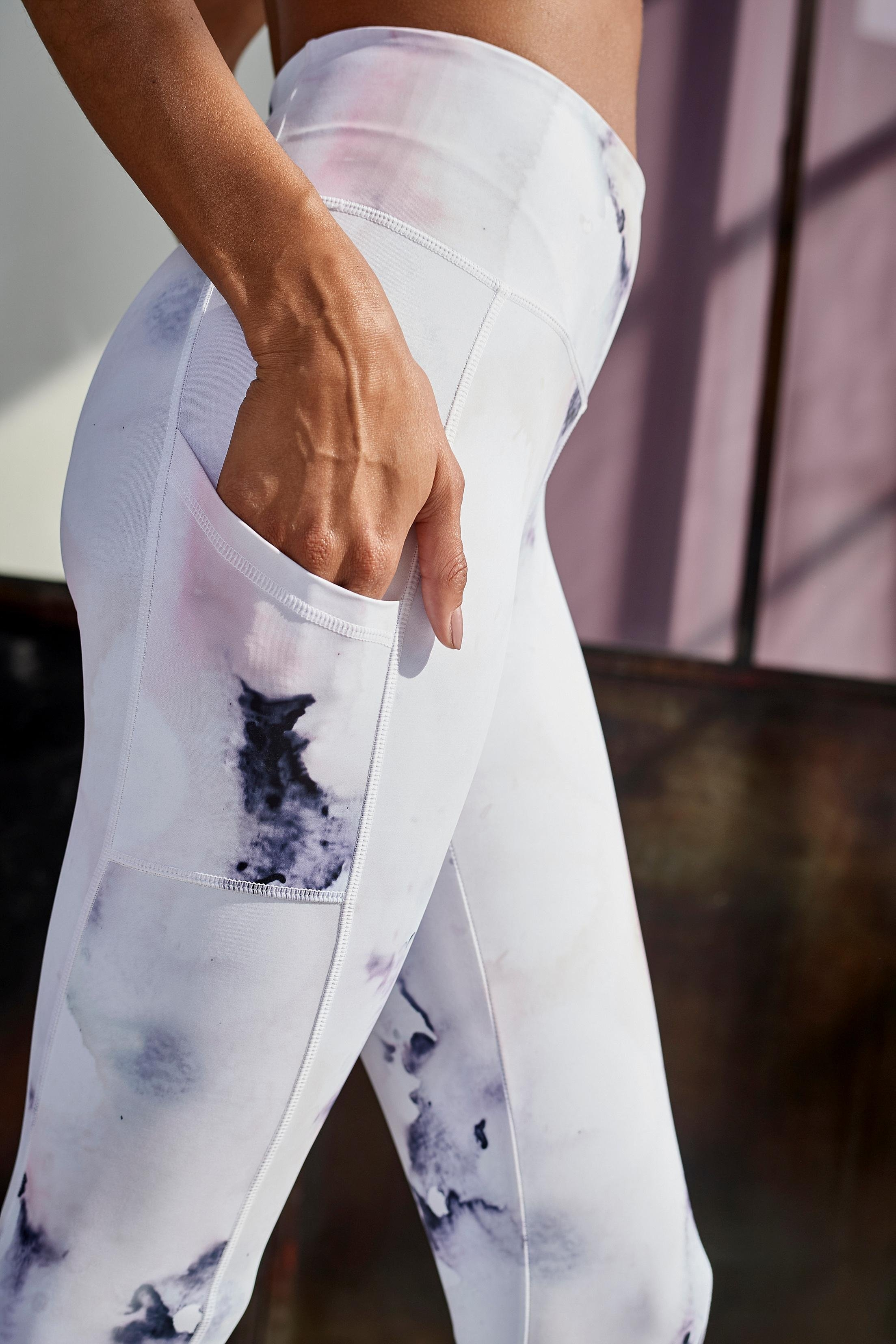 Lascana Active active by LASCANA functionele legging »Basic Bottoms« - gratis ruilen op lascana.nl