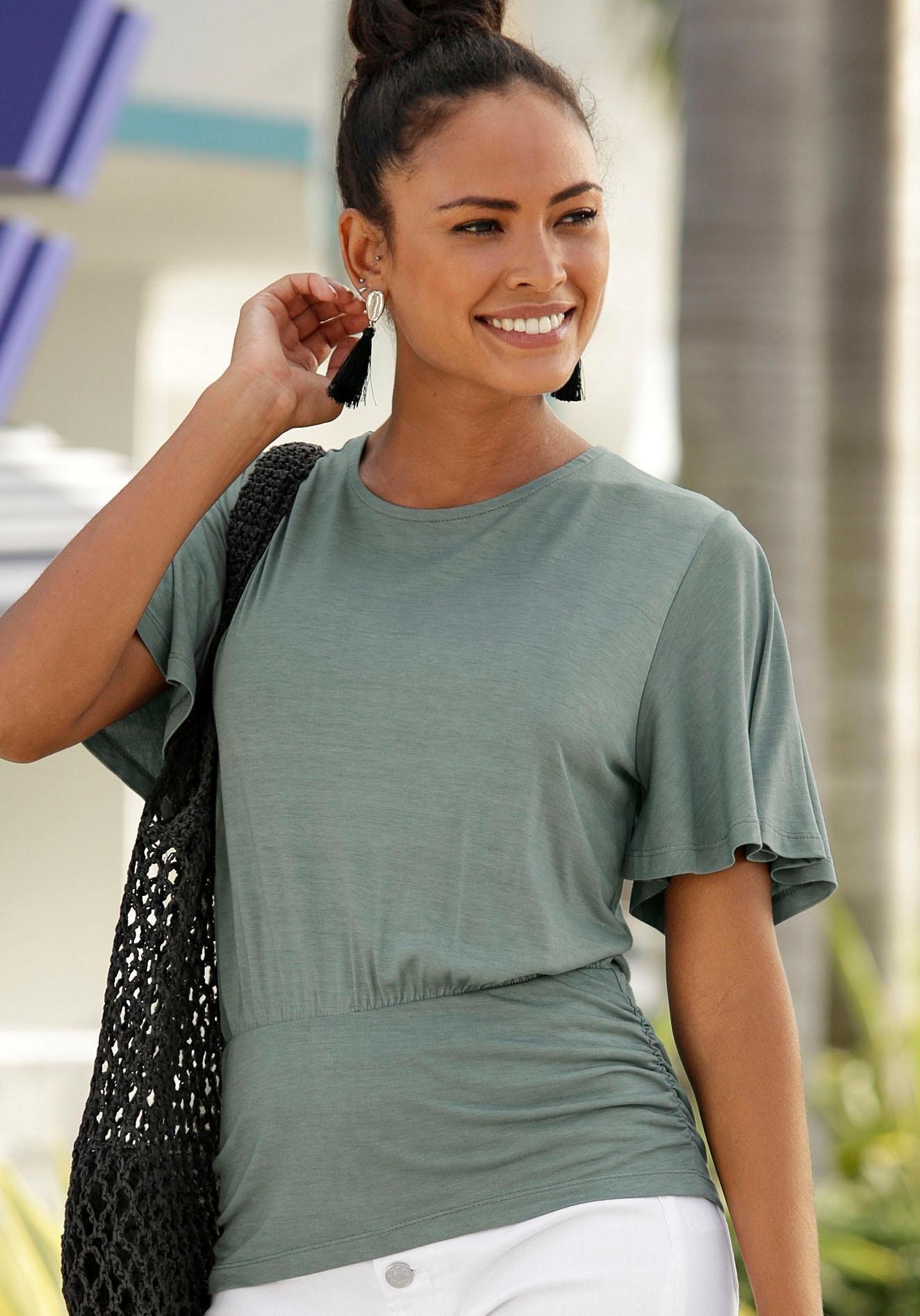 Buffalo shirt met korte mouwen voordelig en veilig online kopen