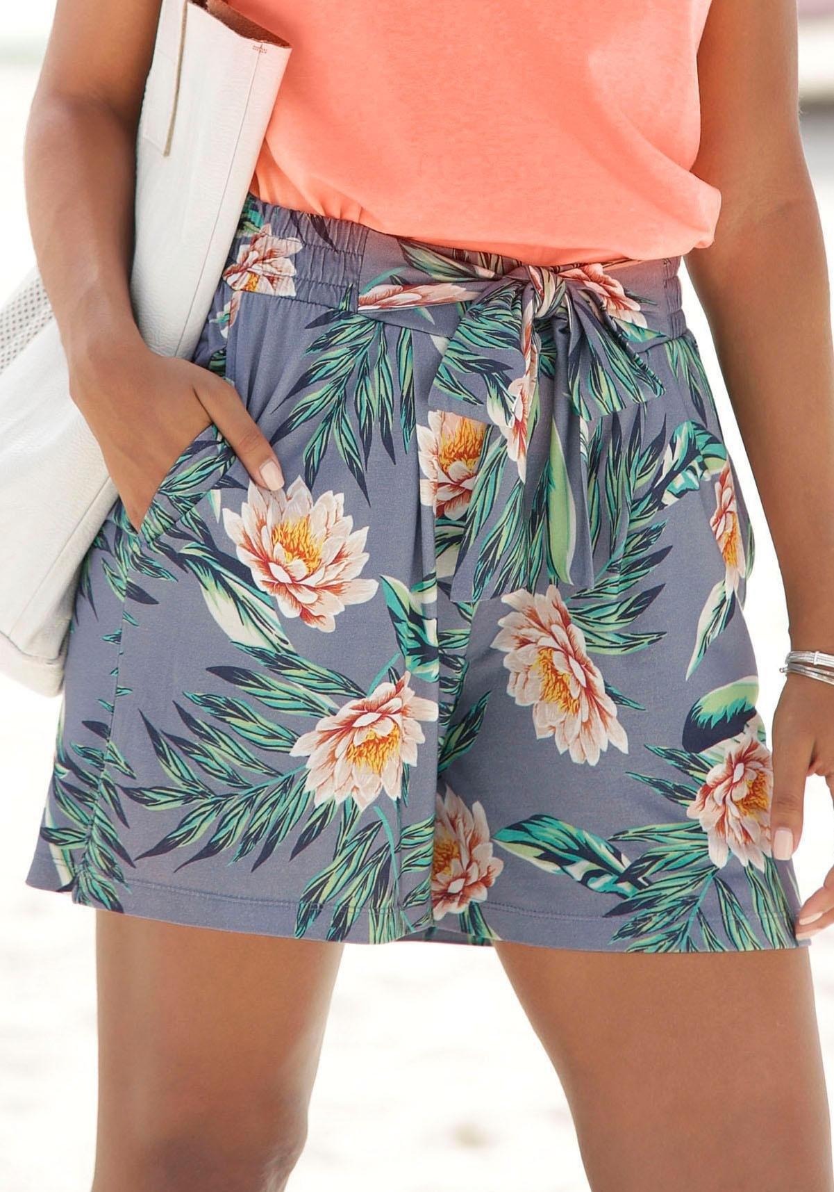 s.Oliver Beachwear strandshort - gratis ruilen op lascana.nl