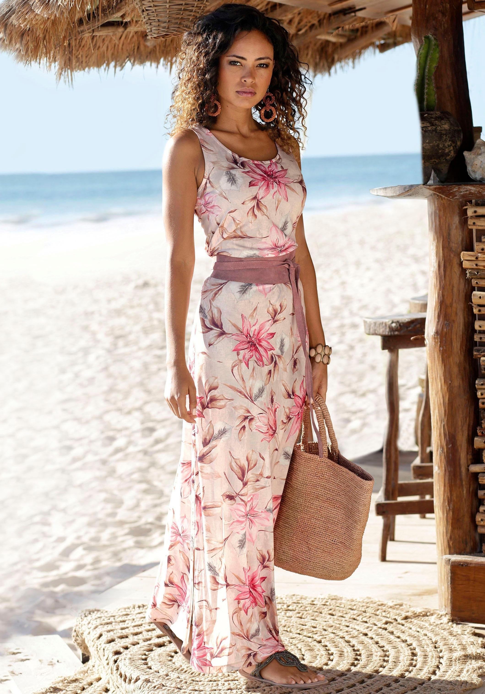 s.Oliver Beachwear maxi-jurk voordelig en veilig online kopen