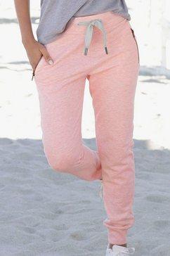 elbsand sweatbroek »vala« roze