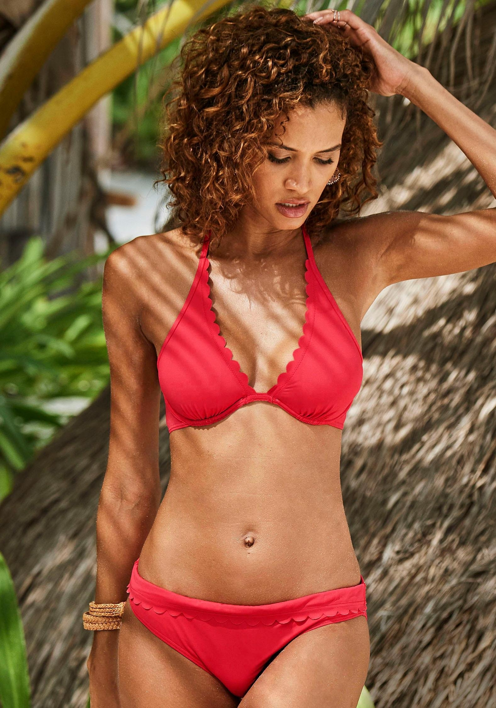 LASCANA bikinitop met beugel »Scallop« - verschillende betaalmethodes