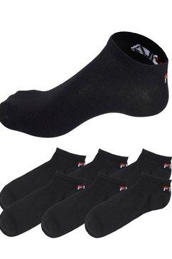 fila sneakersokken zwart