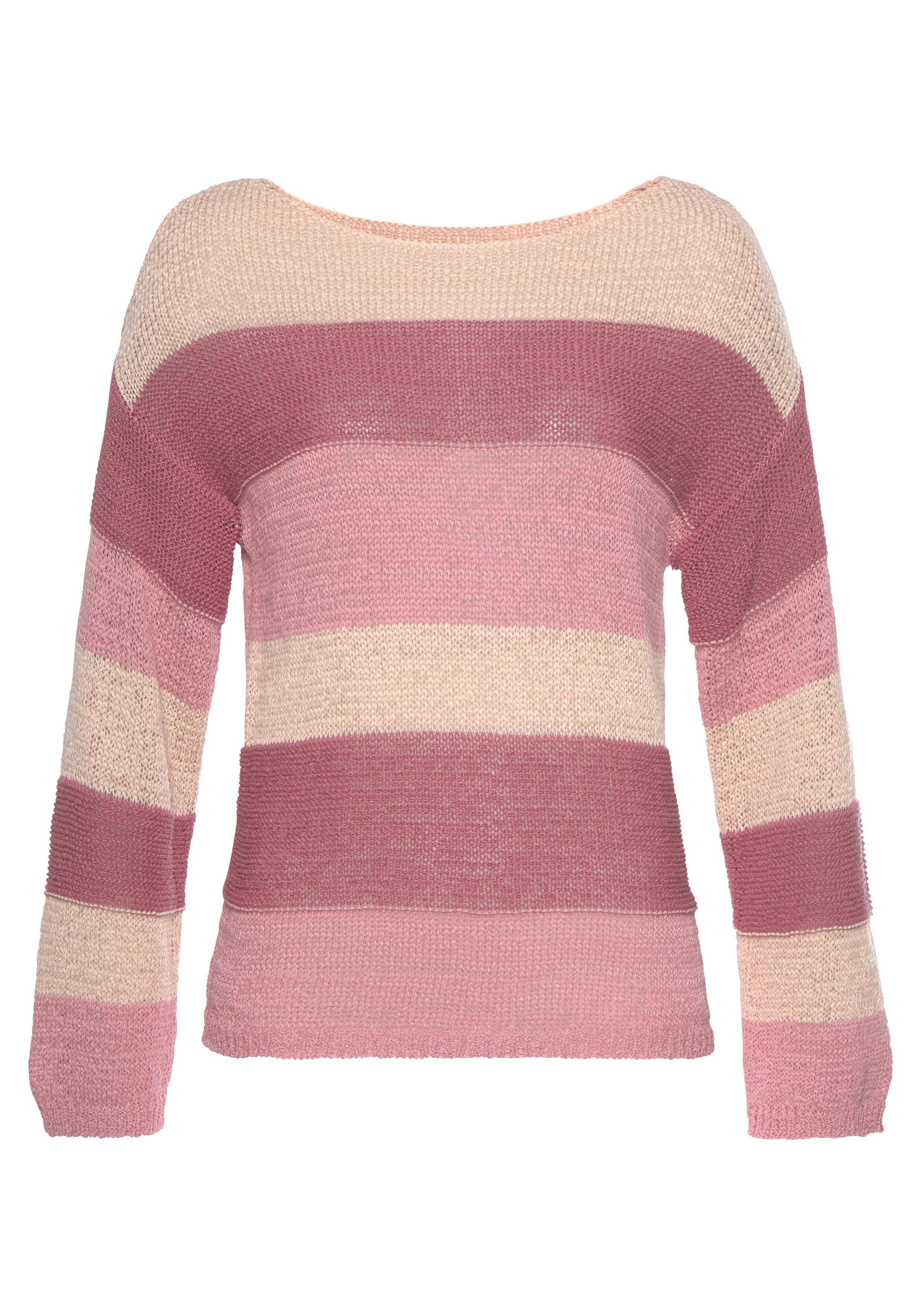 LASCANA gestreepte trui online kopen op lascana.nl