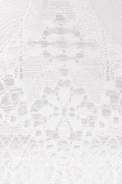 swegmark bh zonder beugels »beautiform« wit